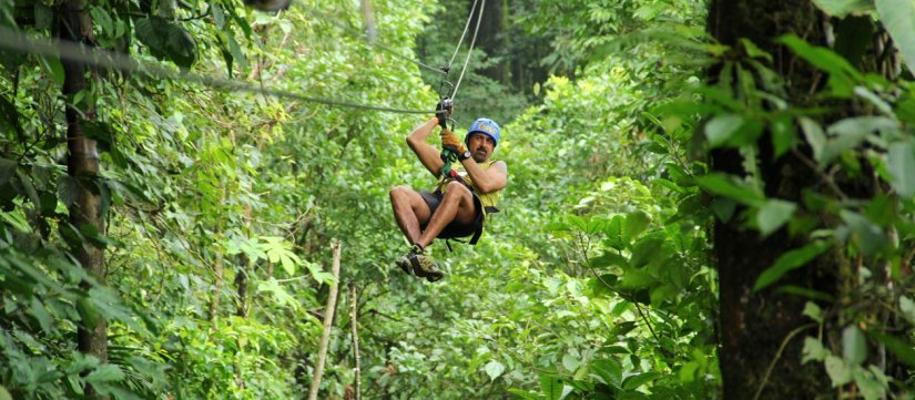 Zip Lin Tour Manuel Antonio Costa Rica